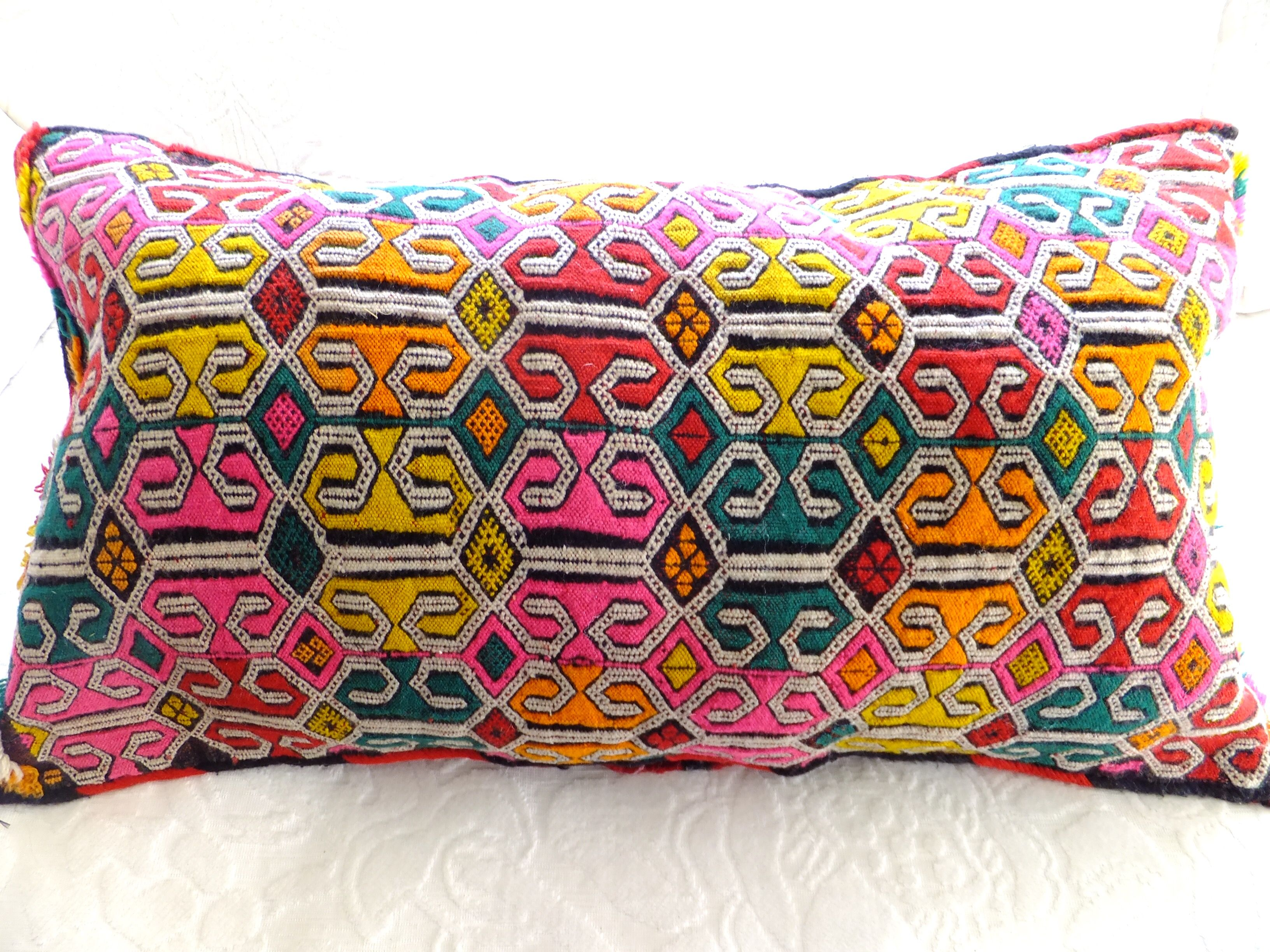 Moroccan Berber Pillow Moroccan Kilim Pillow Cover s