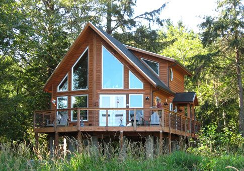 This would be perfect but with an attached garage for Cedar cabin floor plans