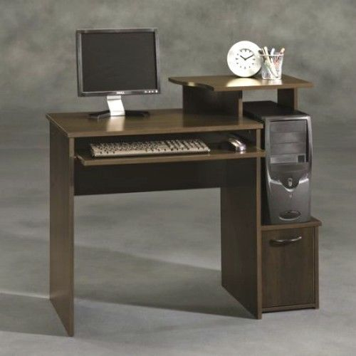 ICYMI: Wood Student Desk Home Office Workstation Computer
