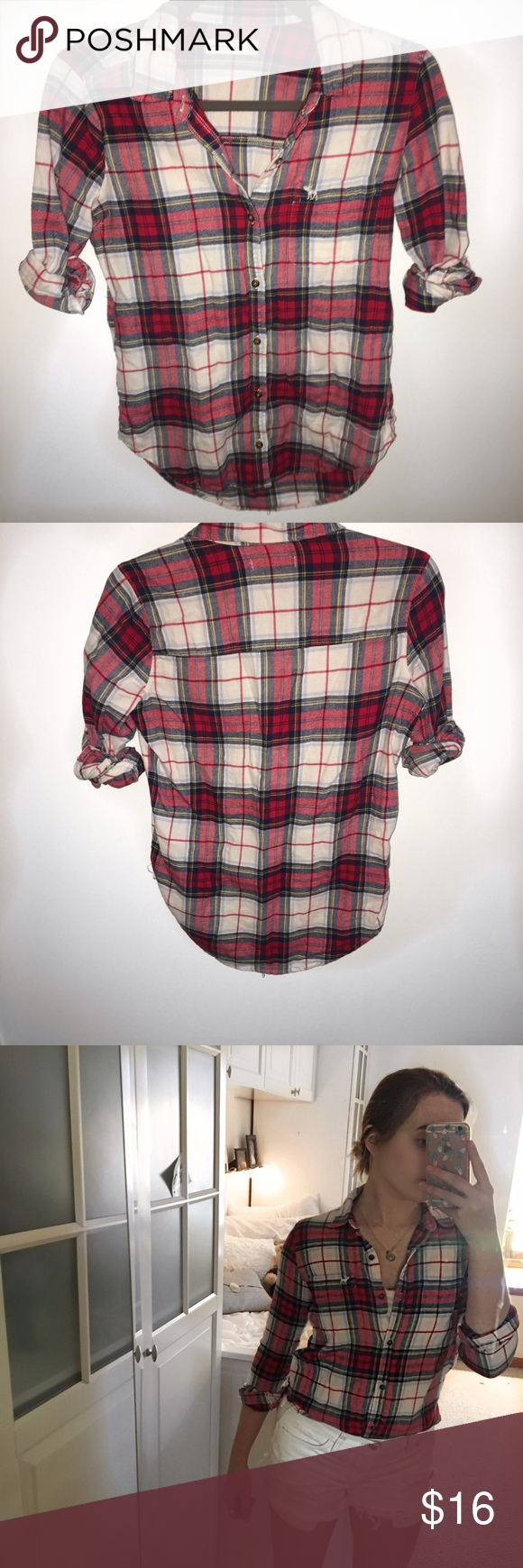 Flannel shirt season  Cozy Flannel  Flannels Flannel shirts and Abercrombie fitch