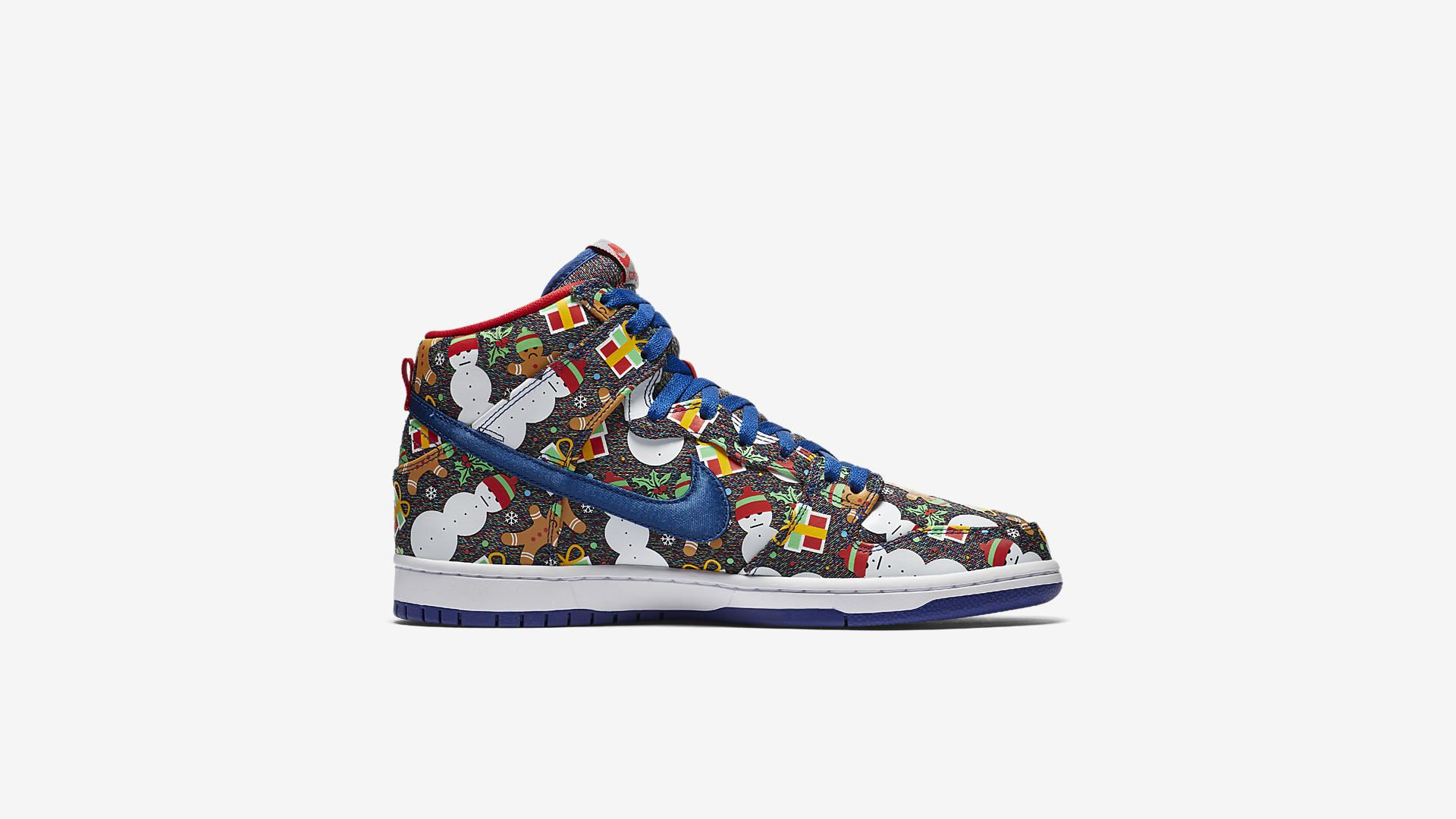 1a9101dc03ea Concepts x Nike SB Dunk Pro High – Ugly Sweater