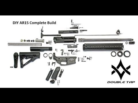 Instruction To Build Ar 15 Guide Free User Guide