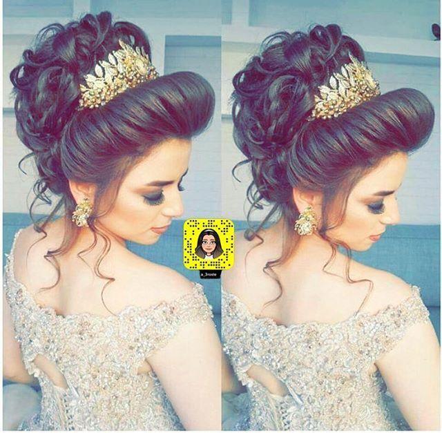 Pin By Smartweb سمارت ويب اليمن On Hair Styles Hair Styles Wedding Dresses Lace White Wedding Dresses