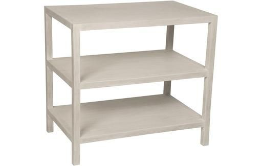 The Wooden Duck Furniture Made From Reclaimed Wood 2 Shelf Side Table Mahogany White Wash 28 L X 20 W 26 H 528