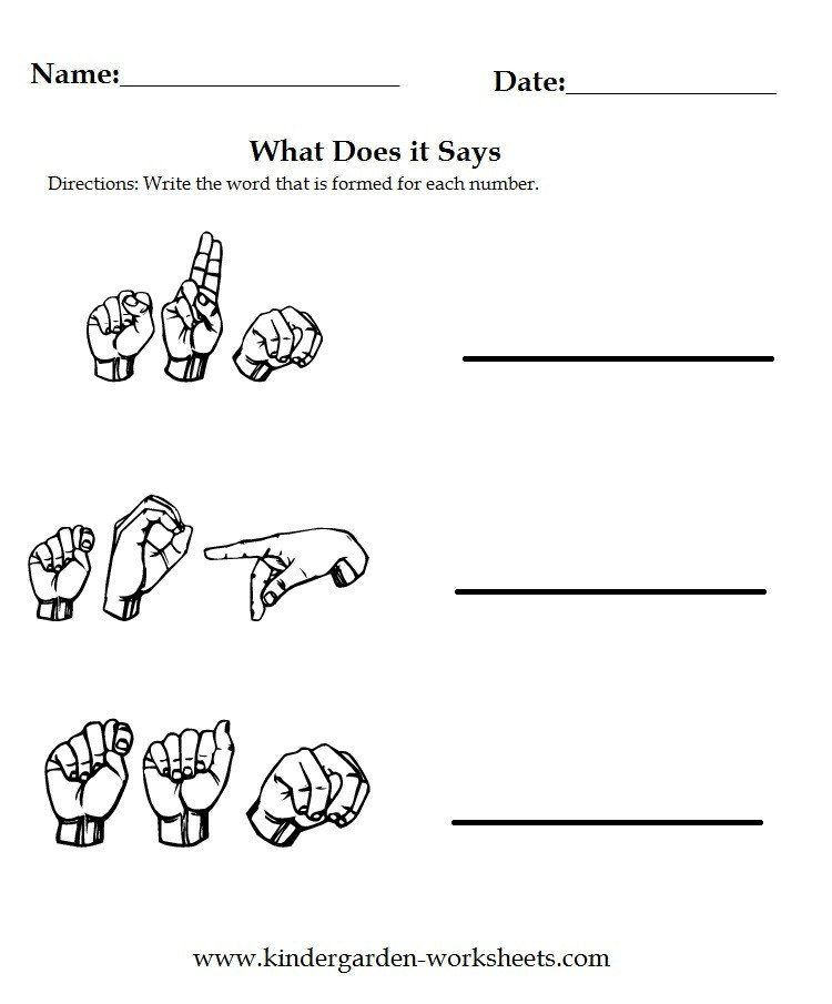 American Sign Language Worksheets Printable Kindergarten Worksheets Worksheets Sign Language Sign Language Words Language Worksheets Simple Sign Language Kindergartenworksheets asl coloring pages i
