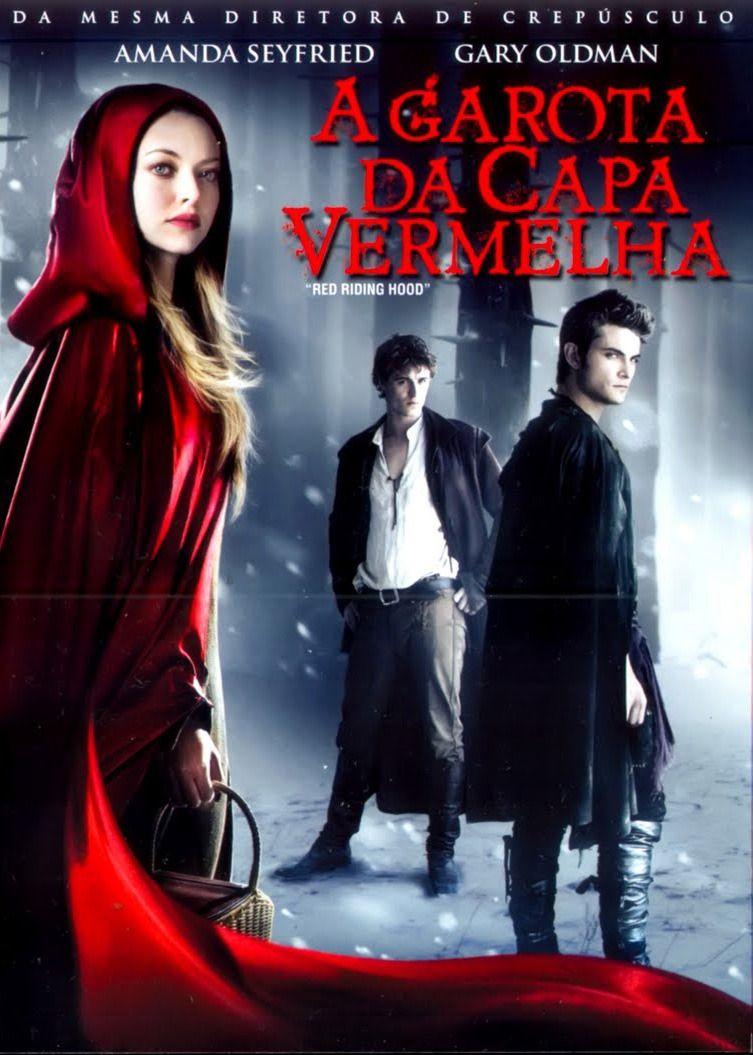 A Garota Da Capa Vermelha Com Imagens Capas De Filmes Filmes