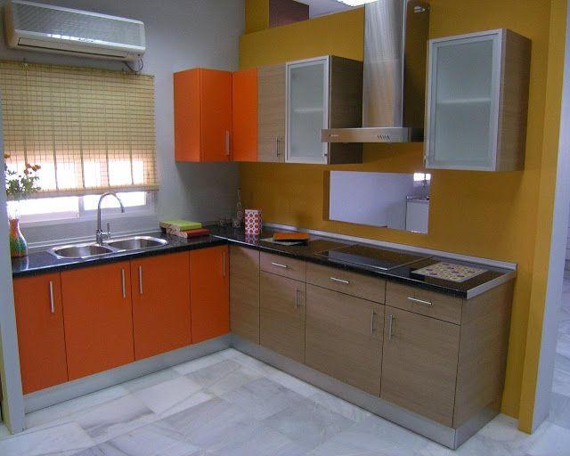 modelos de cocinas pequeñas y sencillas y economicas - Buscar con