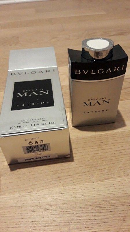 Parfum Bvlgari man Extrême 100ml   Bvlgari   Pinterest 252f9c50cee
