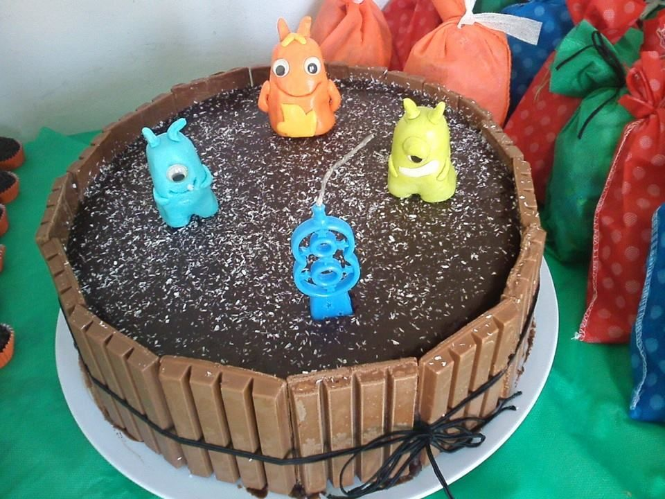 Torta Slugterrâneo