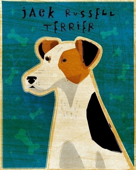 Jack Russell is part of your heart