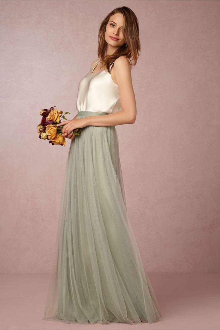 Image result for sage green tulle skirt fashionista pinterest wedding dress image result for sage green tulle skirt ombrellifo Images