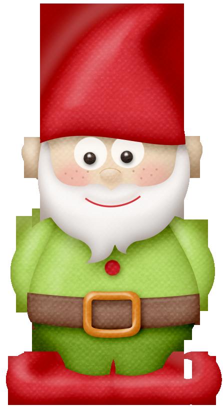 Gnome Clip Art: CLIP ART - CHRISTMAS 2 - CLIPART