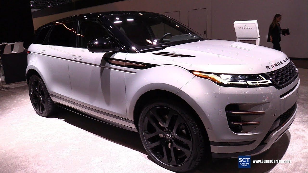 2020 Range Rover Evoque – Exterior Interior Walkaround – 2019 New York Auto Show – Photography