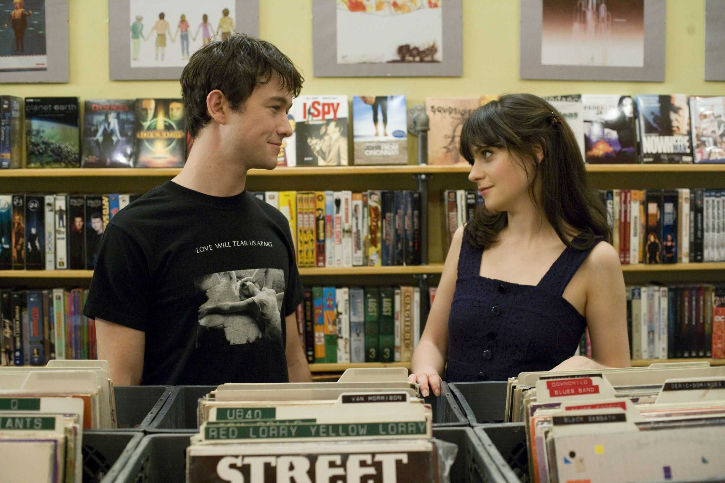 500 Days Of Summer 500 Days Of Summer Zooey Deschanel Teman