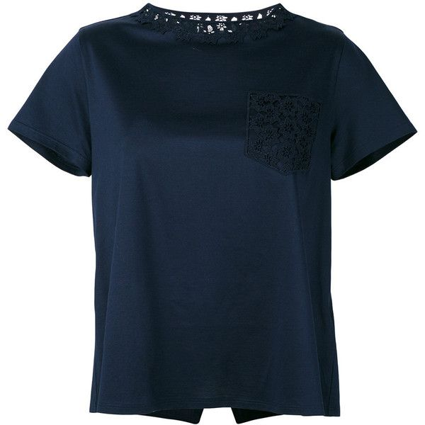 moncler blue t shirt