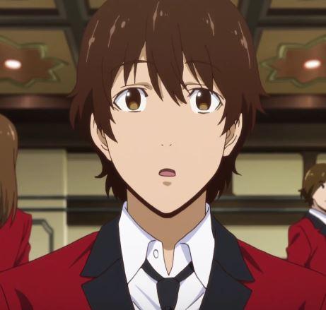 Surprised That Yumeko Wants To Gamble With Kirari Anime Shows Cute Anime Character Anime