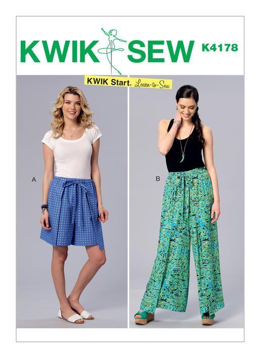 K4178 | Kwik Sew Patterns | want to buy | Pinterest
