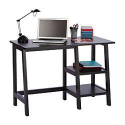 Reale Donovan Student Desk 30 H X 43 W 22 D Black Office