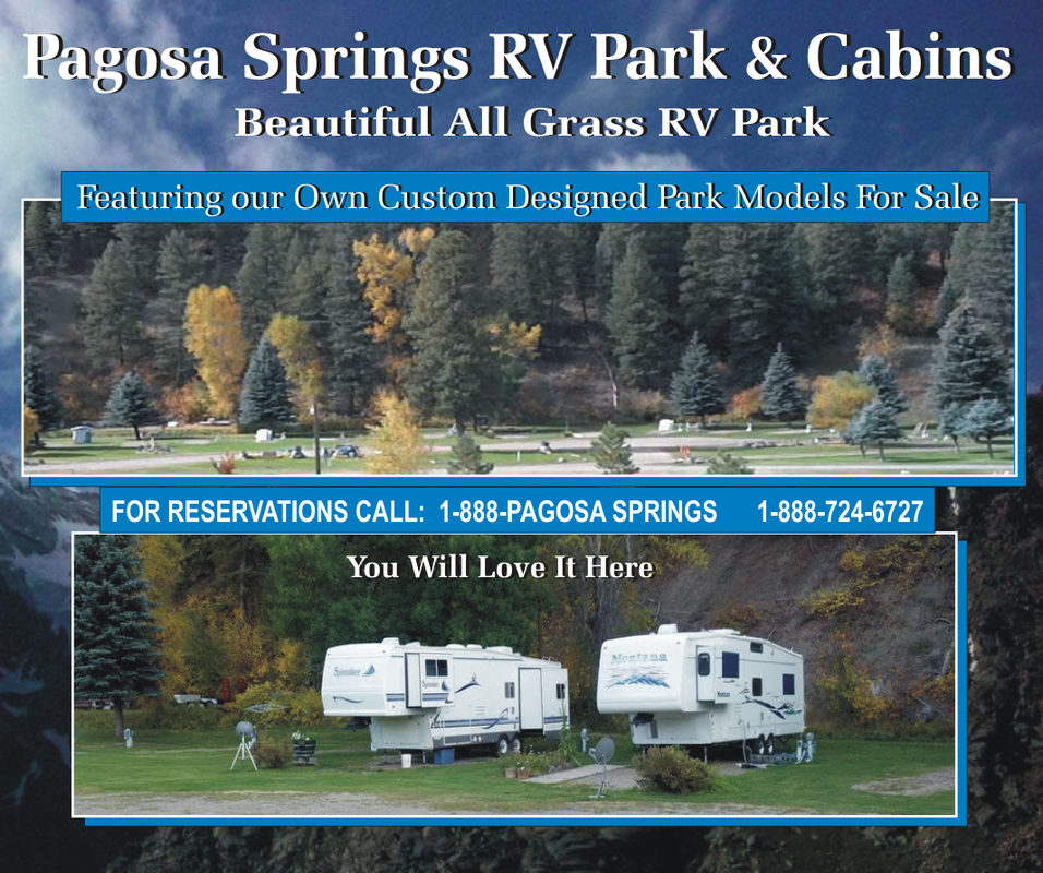 Pagosa Springs Rv Park Amp Cabins Travel Colorado