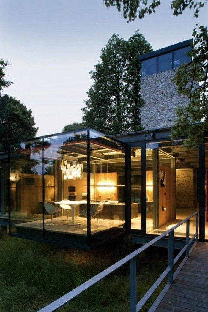 Comment Agrandir Sa Maison? Quelques Astuces En Photos Et Vidéos!    Archzine.fr