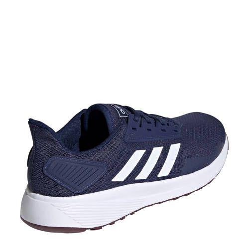 Duramo 9 hardloopschoenen donkerblauw - Hardloopschoenen ...