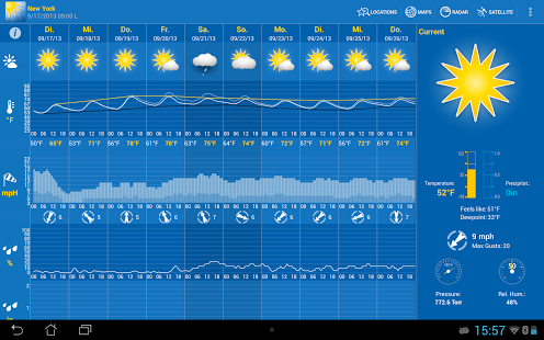 Android Weather Pro app icons App, Download, Free download