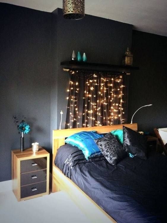Teal White And Black Bedroom Ideas images