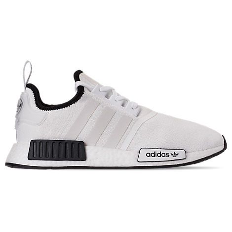 info for 78fc8 2c9a2 ADIDAS ORIGINALS MEN'S NMD RUNNER R1 CASUAL SHOES, WHITE ...