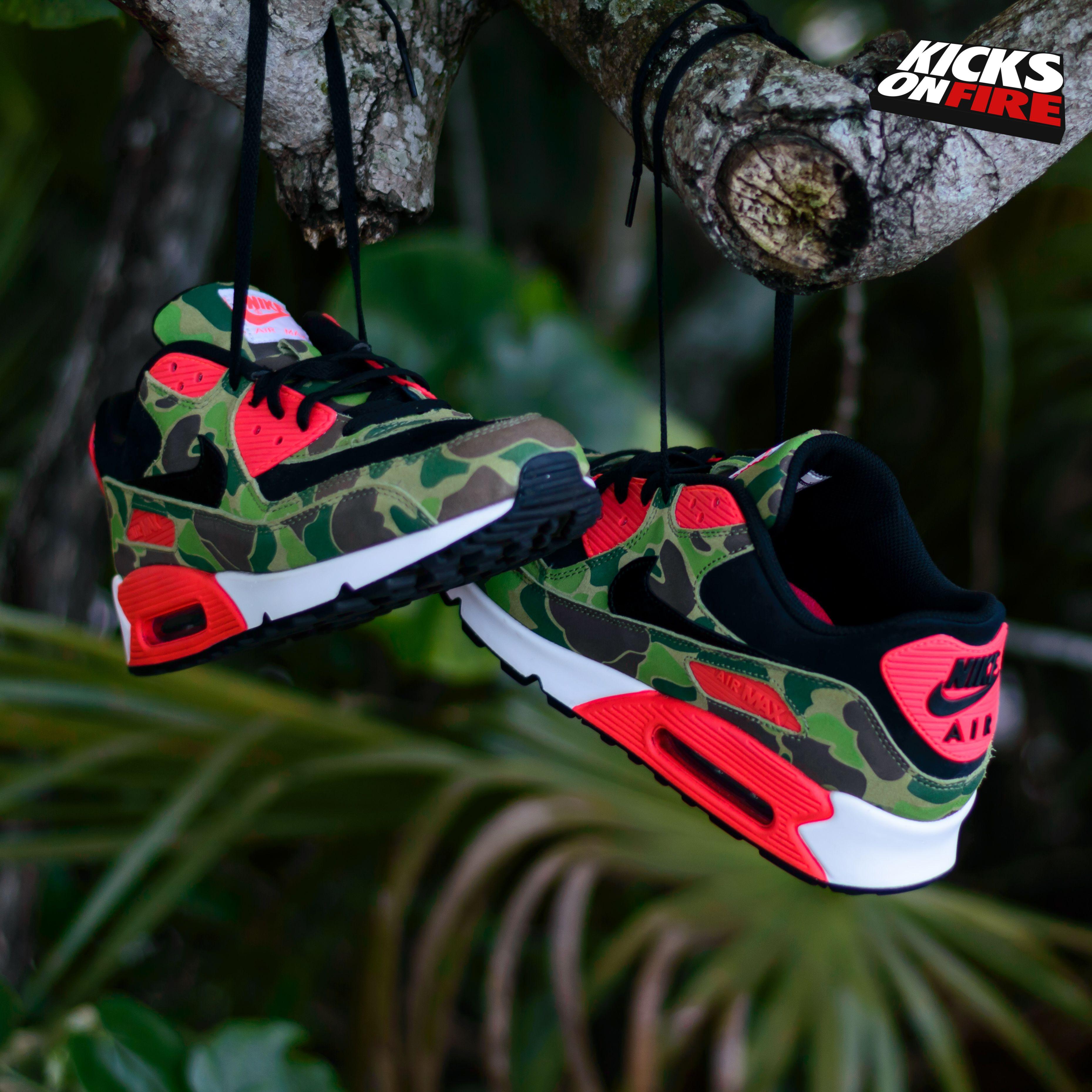 Weekend Pick Ups: Atmos x Nike Air Max 90