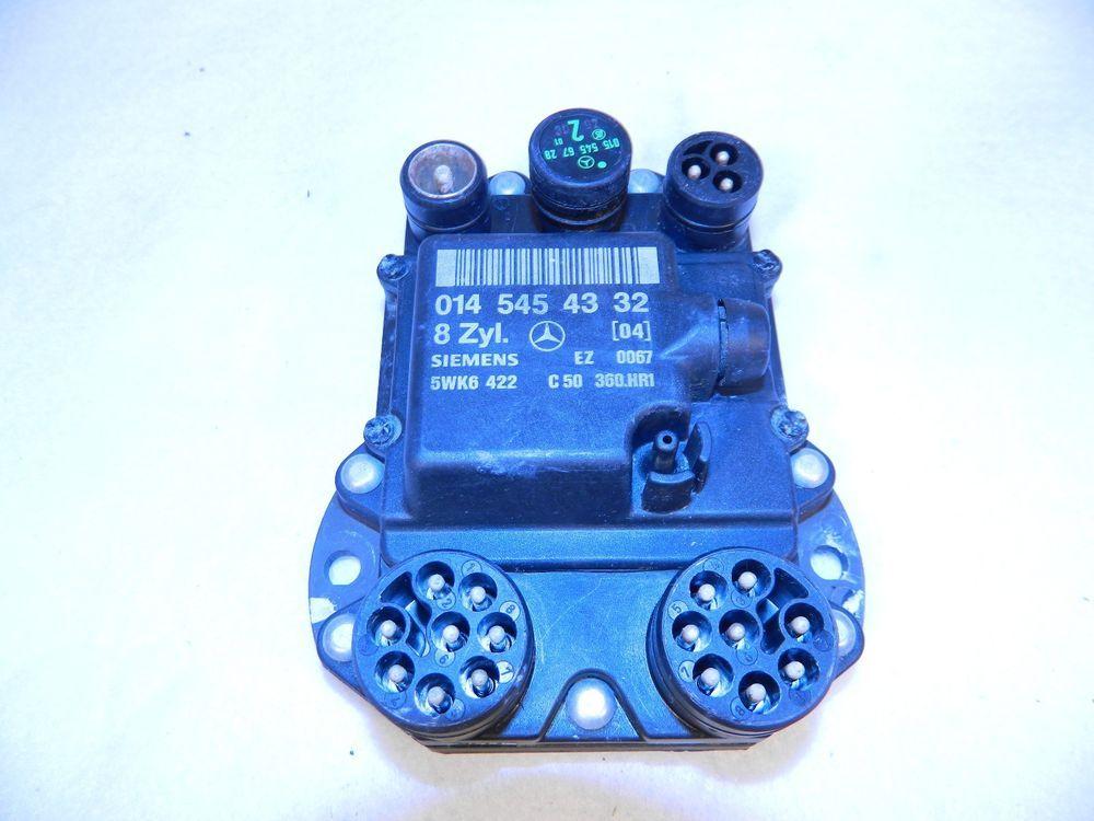 93 94 95 Mercedes W140 014 545 43 32 S500 500sel 500e Ignition Control Module Mercedesbosch Mercedes W140 Mercedes Cl500 Mercedes