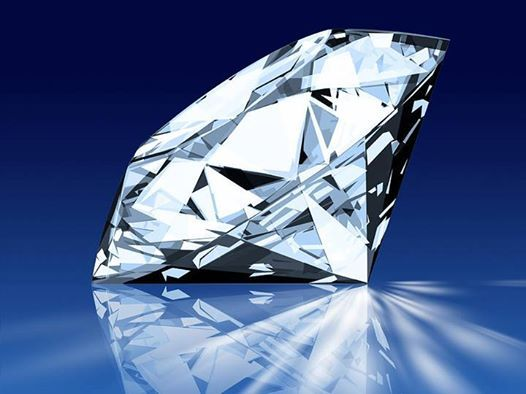 Did You Know? Approximately 250 tons of diamond-bearing ore must be mined & processed to produce just 1 Carat of Diamonds, and on average only 25% of those diamonds are considered gem quality.