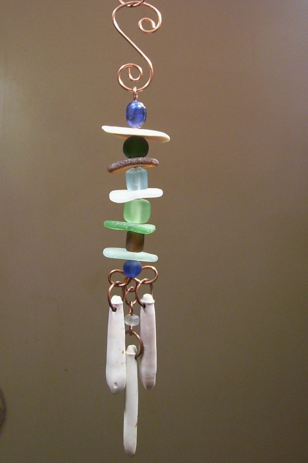 Google image result for for Shell wind chimes diy