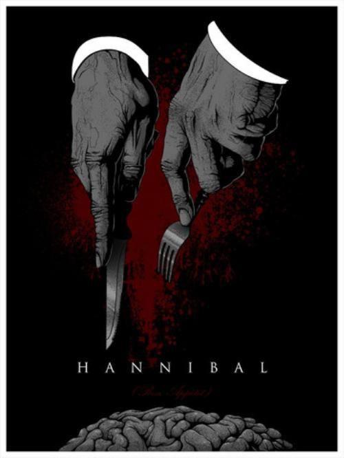 Hannibal 2001 Ridley Scott Movie Art Horror Movie Art Movie Posters