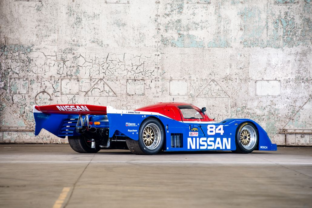 Nissan NPT90 Group C (With images) Nissan, Track car