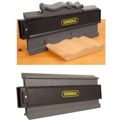 Gauge contour duplication - 10pol :: ToolsBR | Ferramentas manuais | Máquinas elétricas