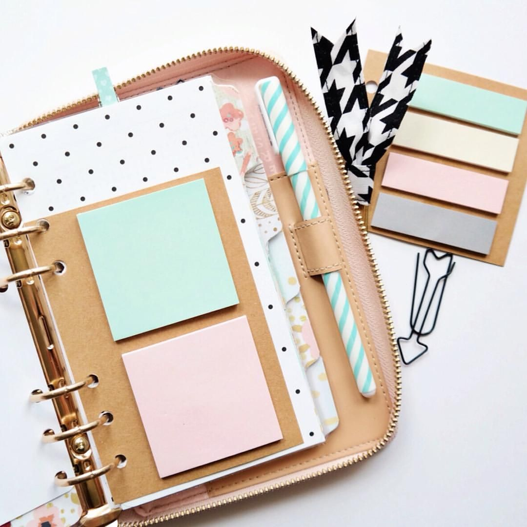 I Cut Down The Target One Spot Planner Accessory Pack To