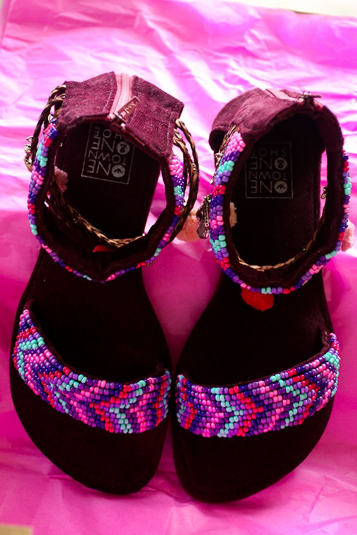 Shoephoric One Town One Shoe - Gypsy Dream