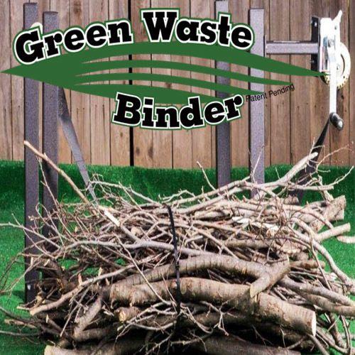Green Waste Binder - My Cool Gadgets