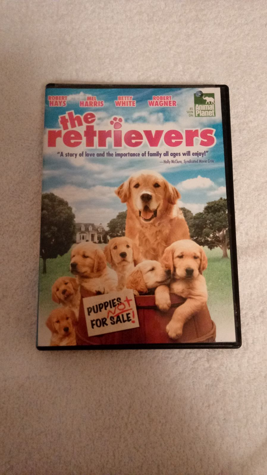 The Retrievers Children S Dvd Movie Puppies For Sale Retriever