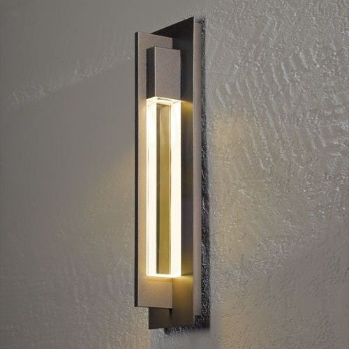 Axis Outdoor Wall Sconce | Outdoor walls, Wall sconces and Walls