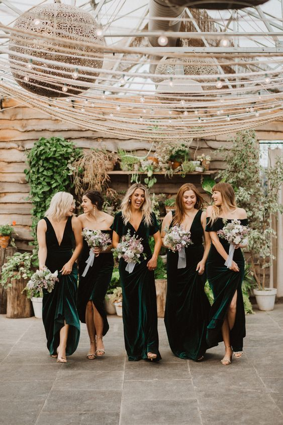 Photo of WedNova Bridesmaid Dresses Under $100, 80+ Colors and 5 Different Lengths Customization and Optionally Add Pockets.
