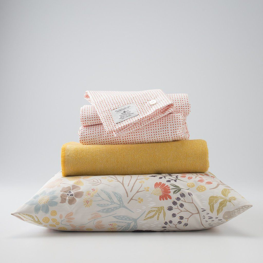 Woodland Meadow Pillow Case by Schoolhouse Electric
