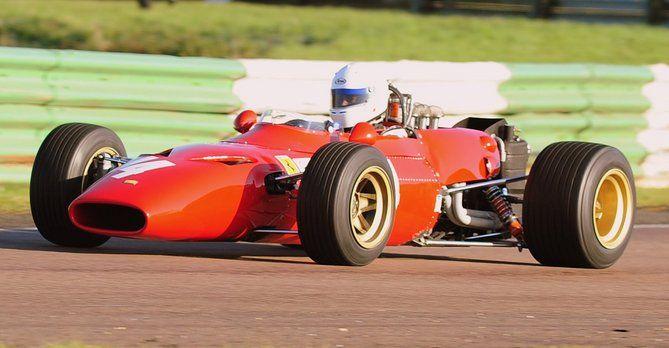 1967 Ferrari Dino 166 F2