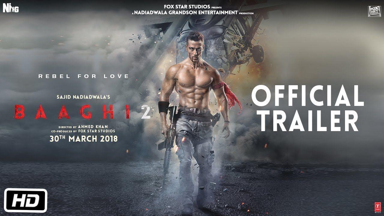 Unp On Twitter Official Trailer Tiger Shroff New Hindi Movie