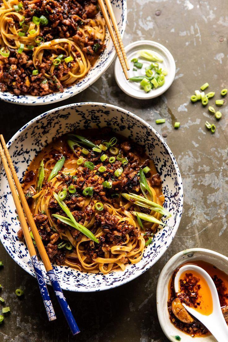 better than takeout dan dan noodles  recipe  food