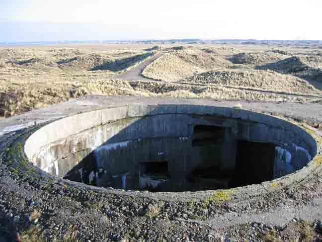Forter og befæstningsanlæg