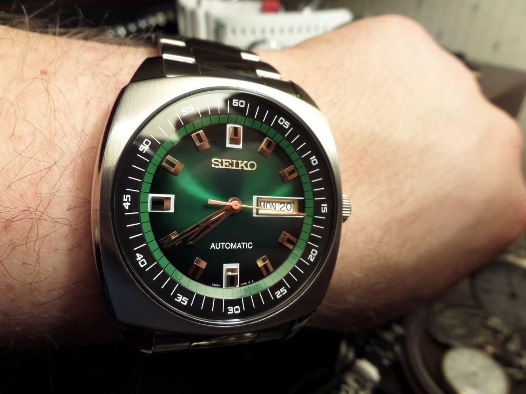 seiko recraft amazon