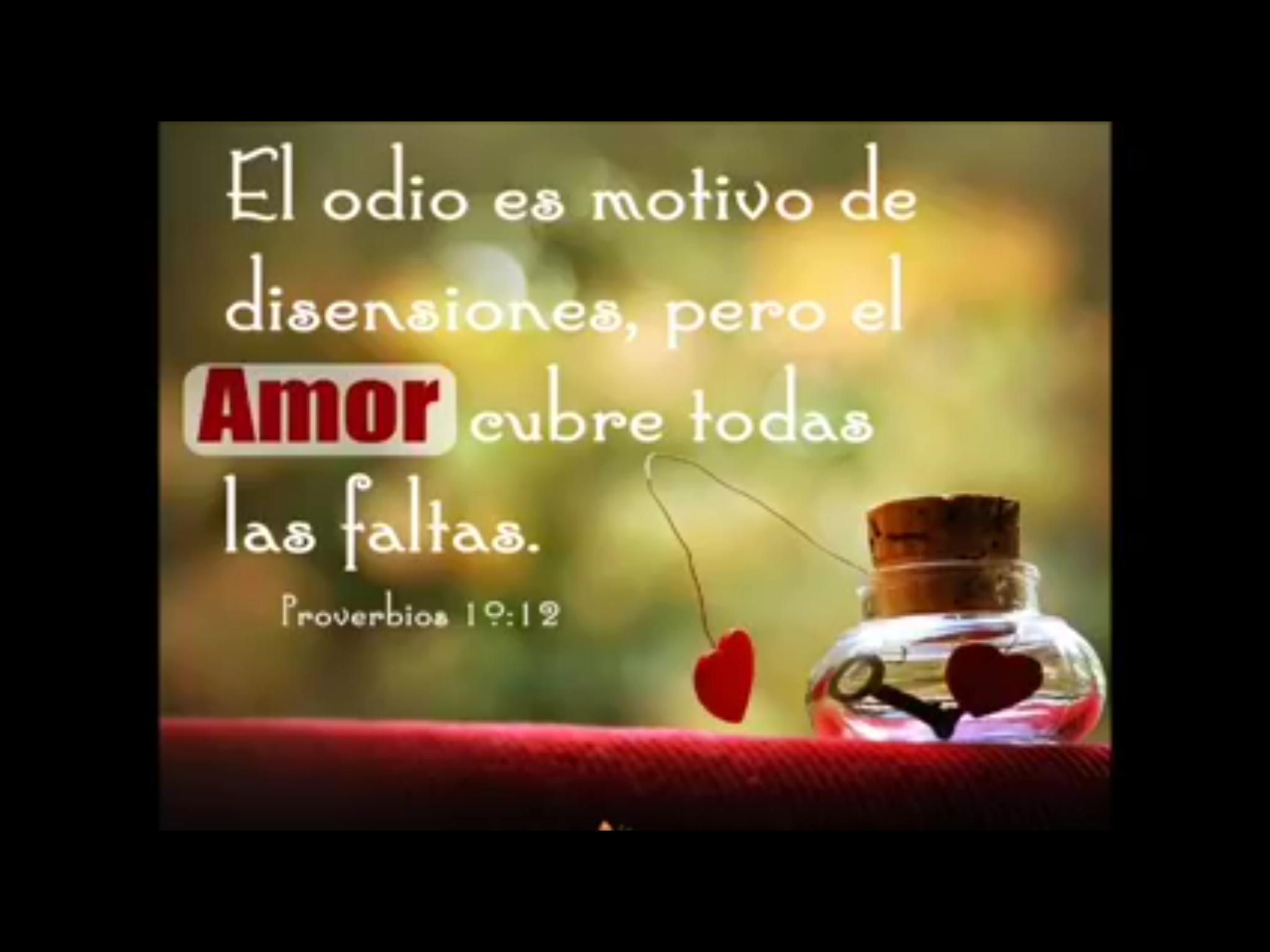 Proverbios 10 12