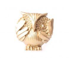 Piking Owl Fiókgomb