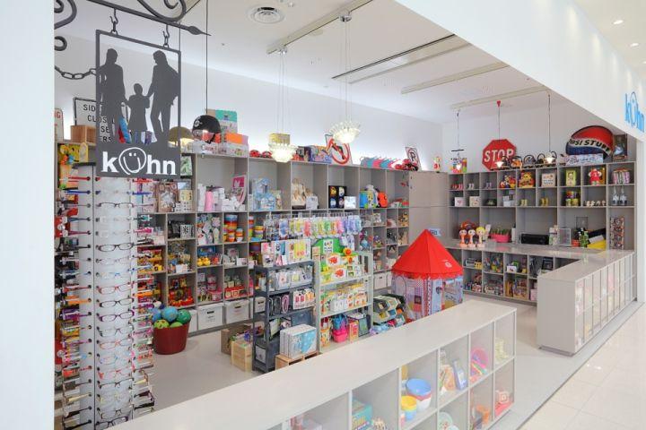 TOY STORES! Kühn Toy Store By Ninkipen!, Osaka U2013 Japan » Retail Design